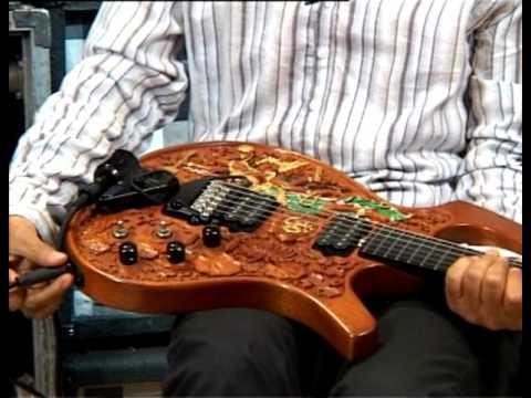Dewa Budjana - Guitar Lesson