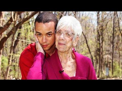 Seltsame Paare mit großem Altersunterschied!