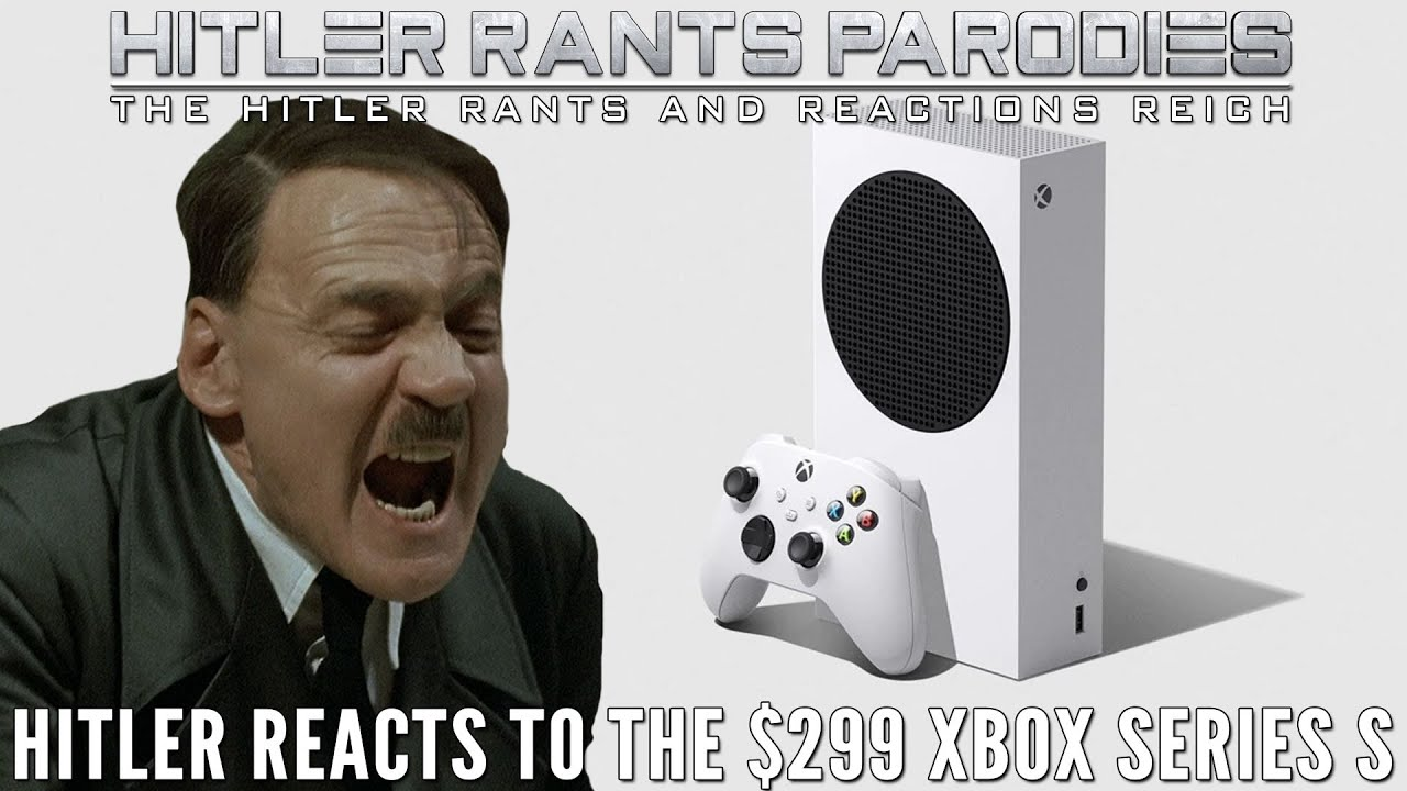 Hitler reacts to the $299 Xbox Series S