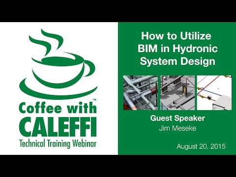 How To Utilize BIM In Hydronic System Design