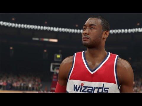 NBA 2K15 - Part 1 - Magic Johnson Vs. Isaiah Thomas