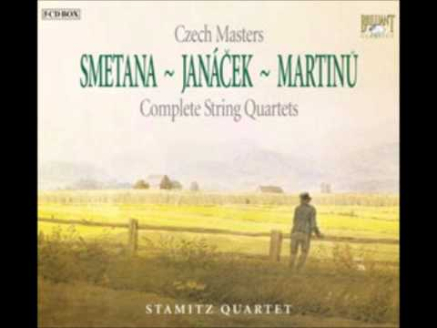 Smetana String Quartet No.1