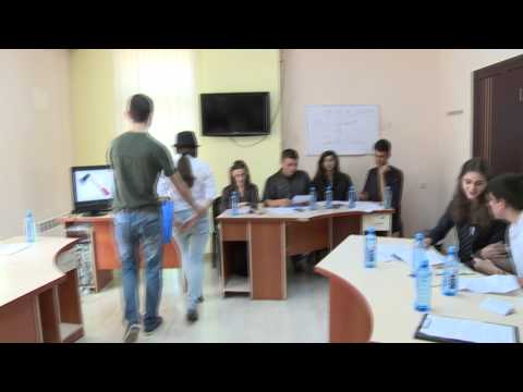 Moot Court Simulation at Global Bridge Educational Center