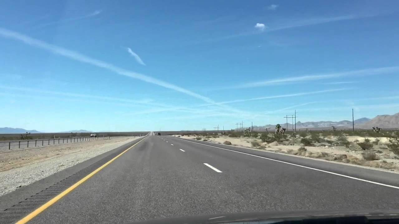 Pahrump To Las Vegas >> The Lonely Drive From Las Vegas To Pahrump For A Ted Cruz Rally Rural Nevada Is Key For Candidates