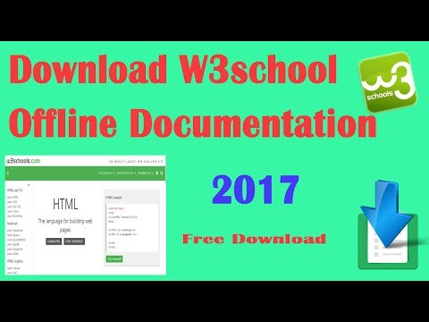 Download offline documentation how to download w3 school 2017 download offline documentation how to download w3 school 2017 offline documentation free stopboris Images