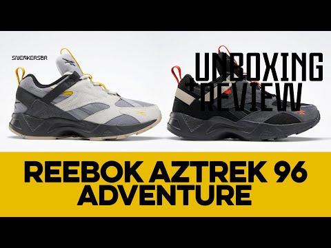 UNBOXING+REVIEW - Reebok Aztrek 96 Adventure