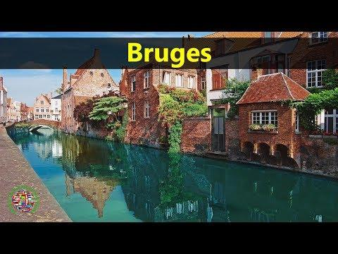 Best Tourist Attractions Places To Travel In Belgium | Bruges Destination Spot