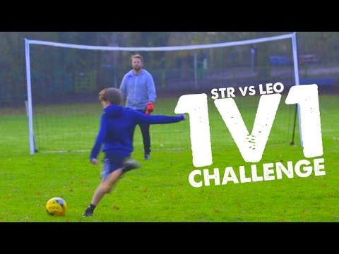 Leo vs STR  1 v 1 goals challenge - Day 14 of 90