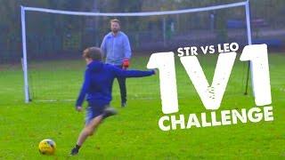 Leo vs STR  1 v 1 goals challenge - Day 14 of 90