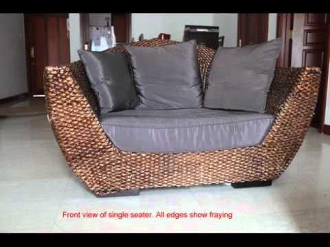 Natural Living   Park Mall (Water Hyacinth Furniture)