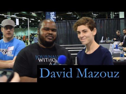 Interview | David Mazouz of Gotham