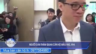 Tham quan căn hộ mẫu tại HH3, HH4 chung cư Hoàng Huy Đổng Quốc Bình - Lạch Tray  HẢI PHÒNG