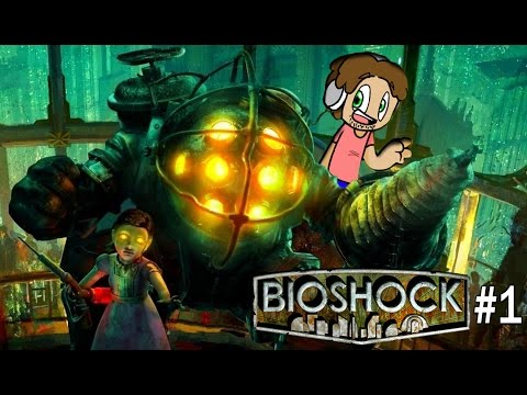 BioShock Part 1  SOMEWHERE BEYOND THE SEA