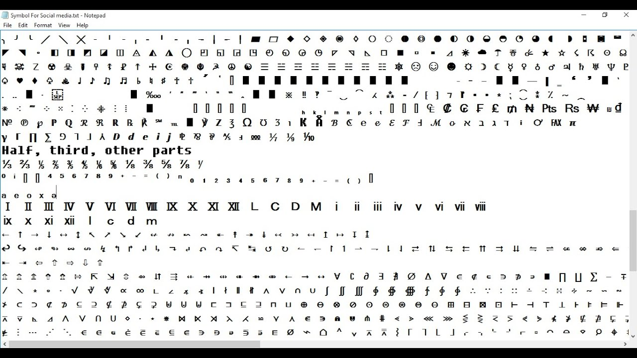 How To Save A Unicode Notepad File Youtube