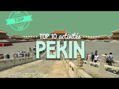 Que faire à PEKIN 🔎  TOP 10 des activités [ Chine voyage voir ]