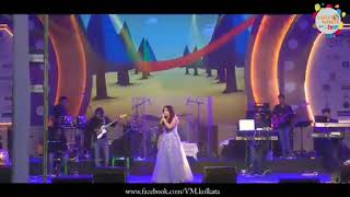 Ekla Cholo Re by Shreya Ghoshal Singing in Jodhpur Utsav