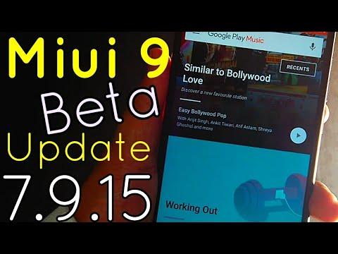 Miui 9 Update 7.9.15 Beta Developer Weekly   Google Assistant Fixed   Hindi - हिंदी