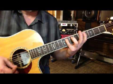Alternate Tuning CGCGCD# - Key C Blues