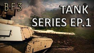 Tank Series Ep.1 Battlefield 3 PC Gameplay 1080p. i7 3770k + ASUS GTX660 DCUII 2GB OC