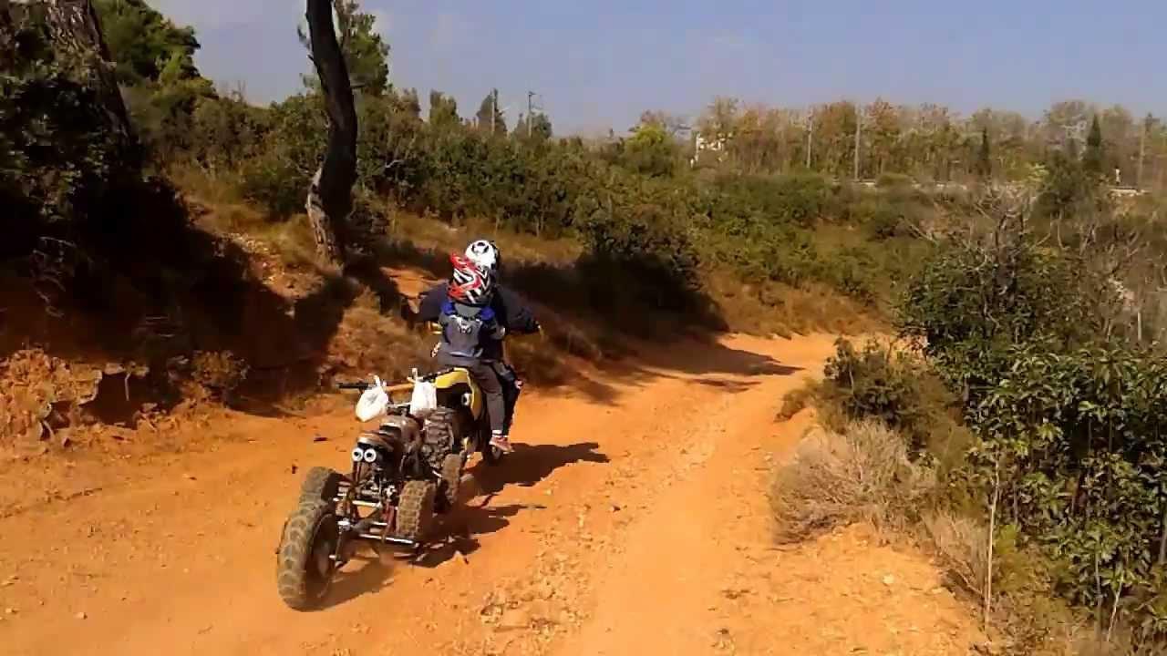 Dirt Bike Trailer D I Y Youtube