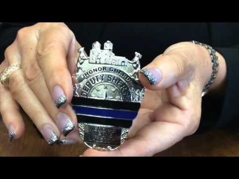 Texas Law Enforcement Badges - San Antonio