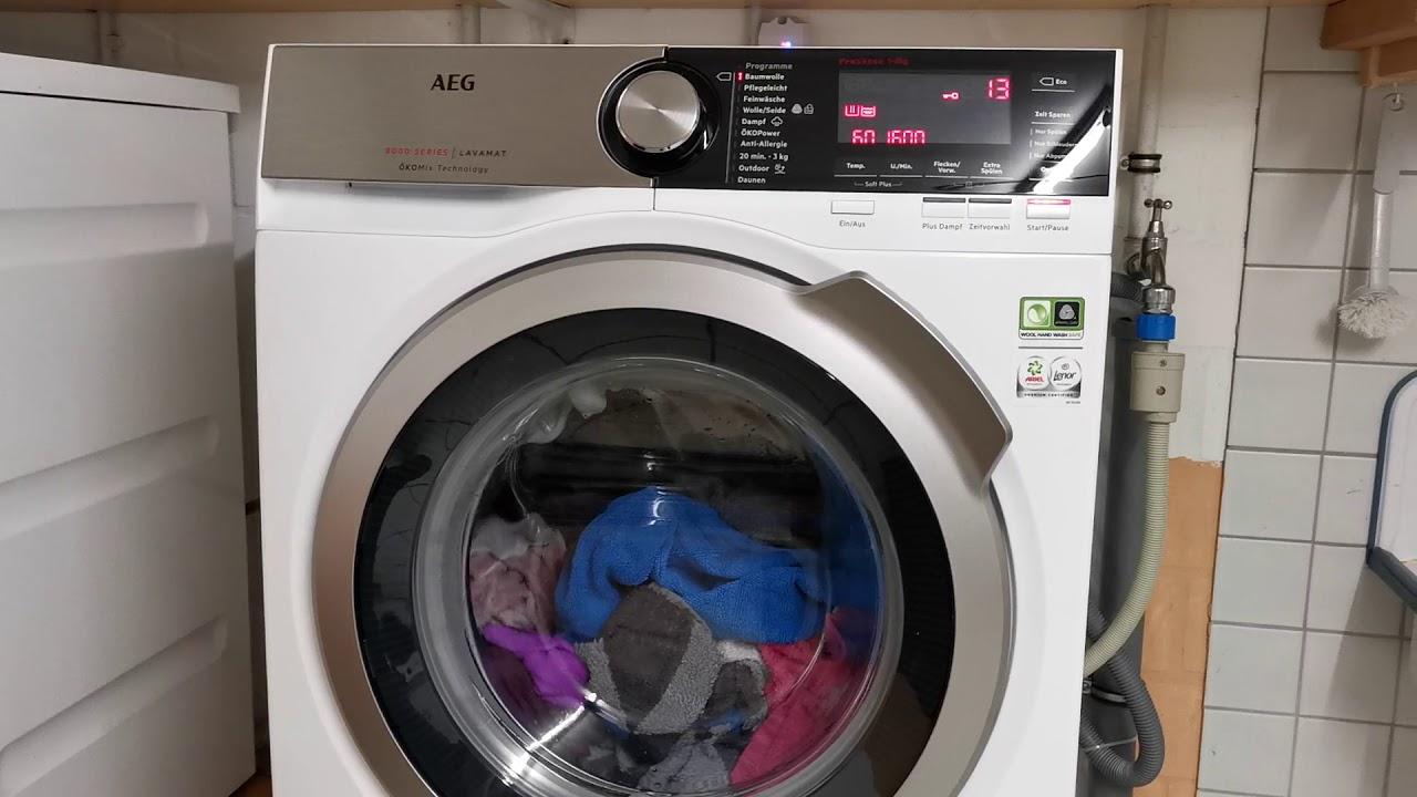 test der aeg ljubiline6 a waschmaschine 8 0 kg lavamat serie 8000 jubil umsedition review. Black Bedroom Furniture Sets. Home Design Ideas