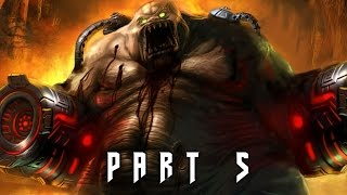 DOOM 4 Walkthrough Gameplay Part 5 - Mancubus - Campaign Mission 3 (PS4)
