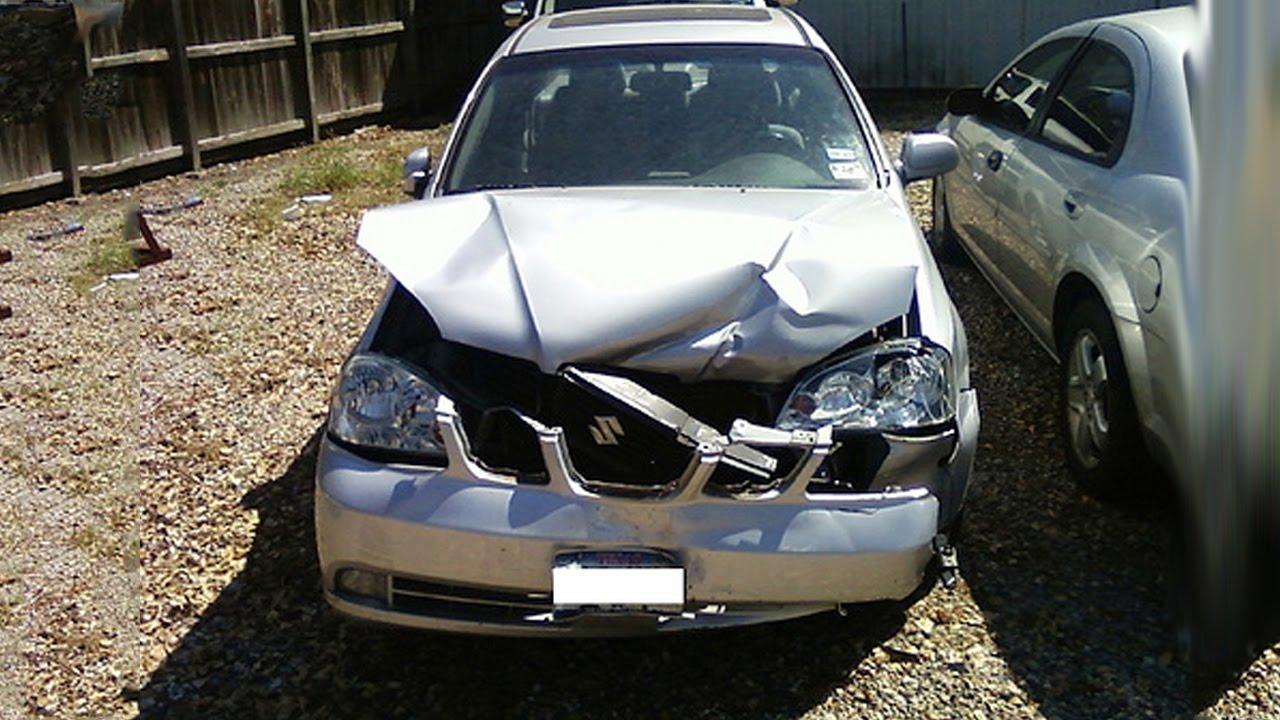 latest car accident of suzuki reno - road - crash - compilation