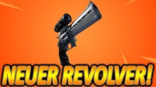 NEW REVOLVER WITH GOAL-🔫🔥 BALD !🔫🔥 | NEW PARADOX & LACE SKIN !👁 | Fortnite Battle Royale