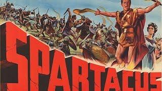 Spartacus (1960) Kirk Douglas KillCount