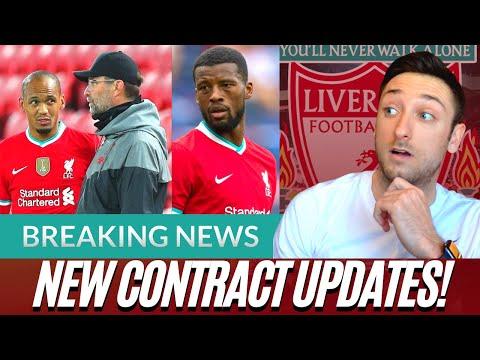 "Liverpool DESPERATE To Extend Wijnaldum's Contract - LFC Label Fabinho ""UNTOUCHABLE"" | LFC News"