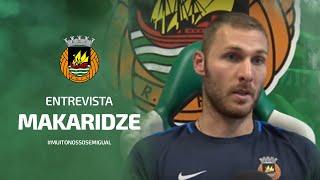 Entrevista a Makaridze