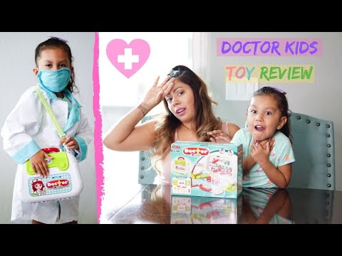 Doctor Kids Toy Review By Innocheer/Best Amazon Toys/Christmas Gift Toys 2019/New Amazon Toys 2019