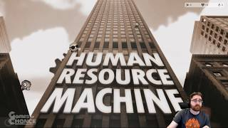 Games of Chance — Human Resource Machine