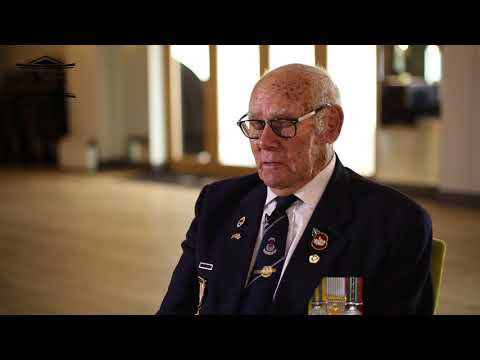 Harry Hawksworth Served With The Gloucester Regiment In Korea.