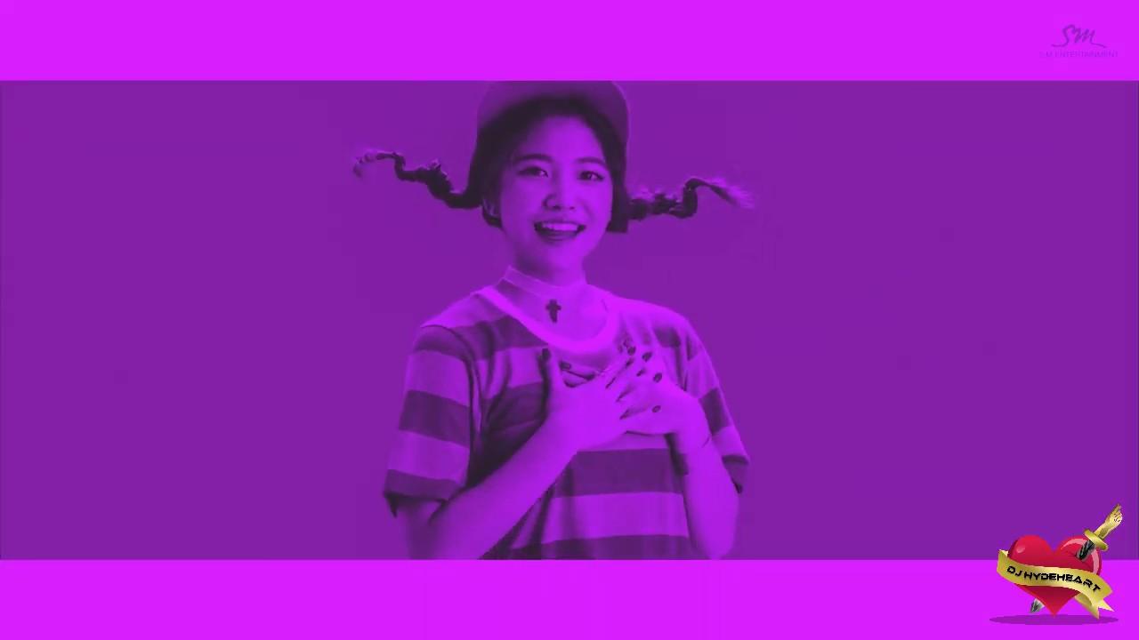 Red Velvet - Dumb Dumb (Chopped & Screwed)