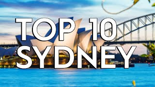 ✅ TOP 10: Things To Do In Sydney