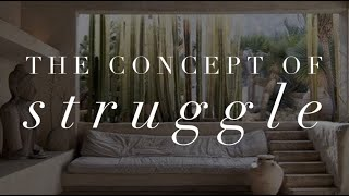 Michelle Mazur Life Wellness- How to look at the concept of struggle