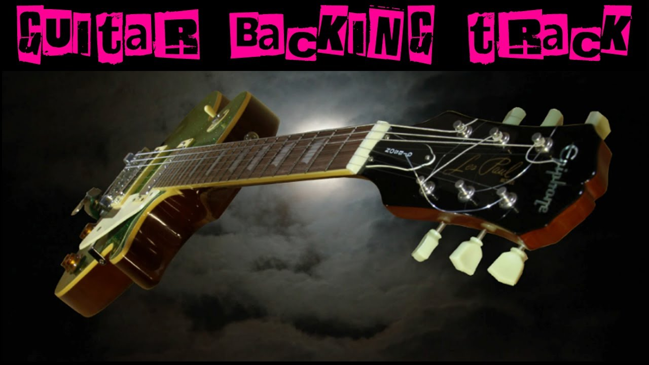 ballad guitar backing track em 60 bpm youtube. Black Bedroom Furniture Sets. Home Design Ideas