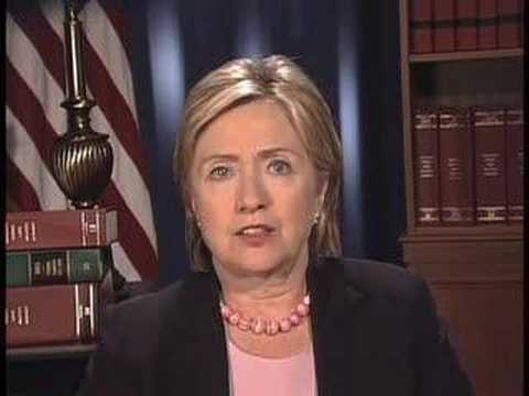 Hillary Clinton's Message to CWA Members