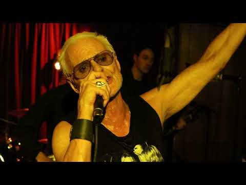 Michael Des Barres and the Mistakes - Little Latin Lover (Redwood Bar in Los Angeles, CA 11/30/2018)