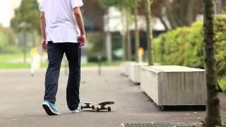 Daniel Schreitmüller - Ainte Skateboard Commercial