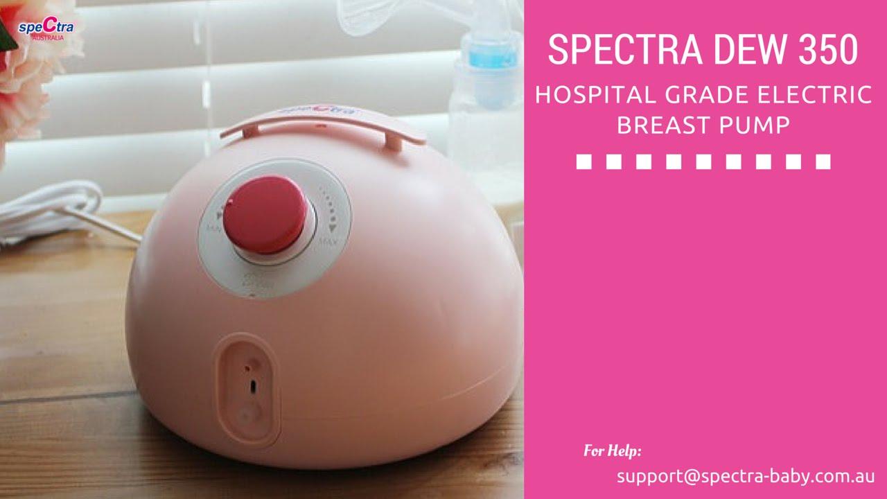 Spectra Dew 350 Hospital Grade Breast Pump - Youtube-4736