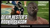 Devin Hester Relives RIDICULOUS Rookie Season!Throwback Originals