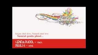 Genda Phool - Dehli 6