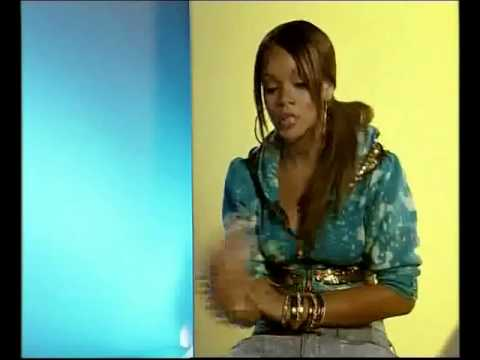 18 year old Rihanna Interview