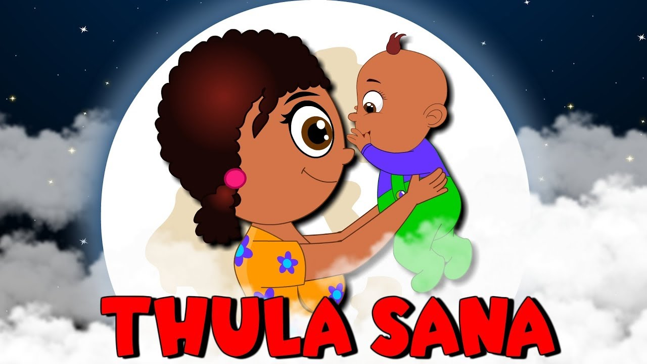 Thula Sana | Popular Zulu Lullaby | Thula Baba | South African Lullaby