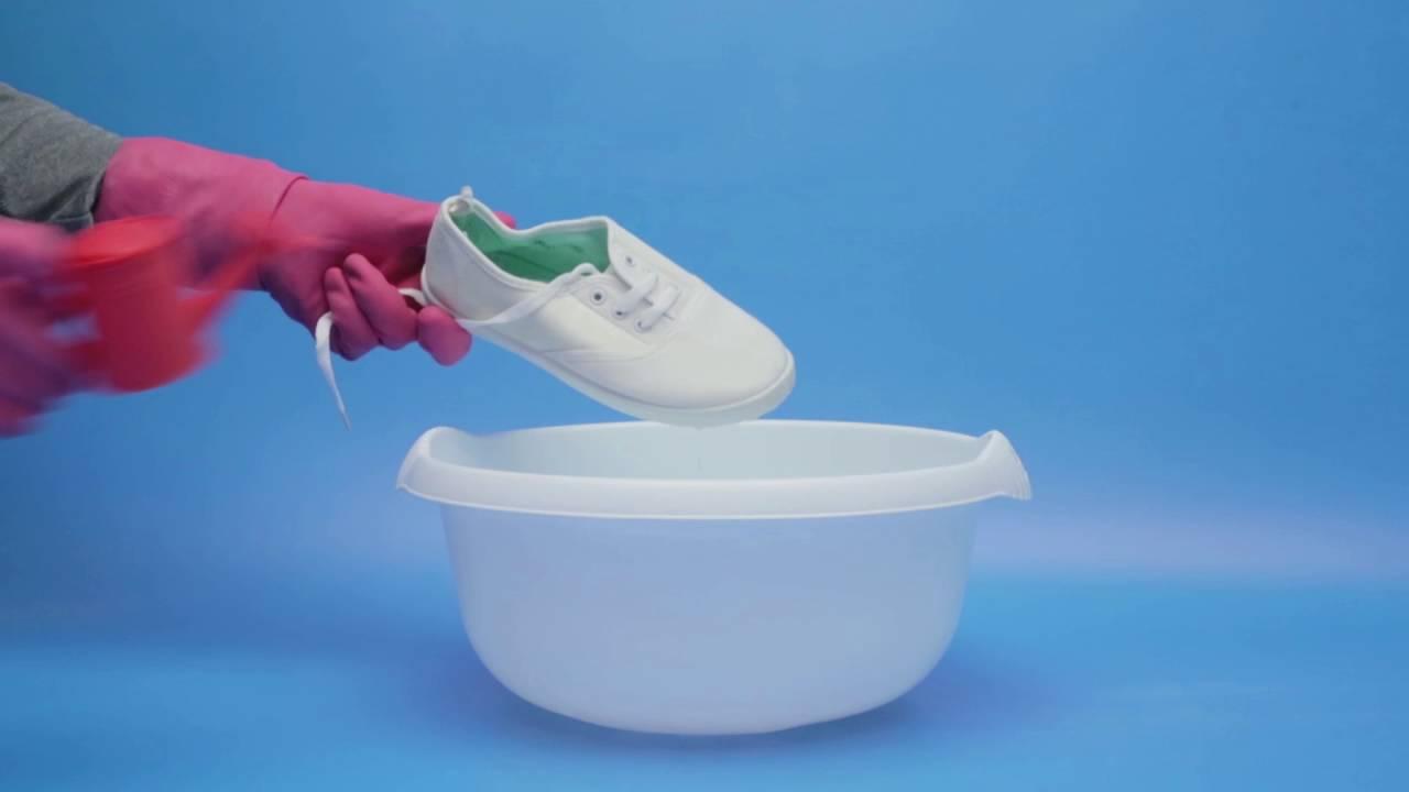 vans schoenen uitwassen