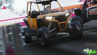 Building & Tuning A 670HP Polaris RZR | Track Run & Mountain Climb | Forza Horizon 4