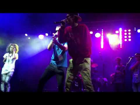 Pez & 360- The Festival Song- Live @ River Sessions 2012